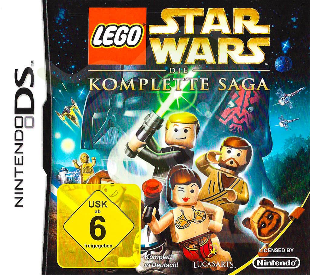 Lego Star Wars Spiele