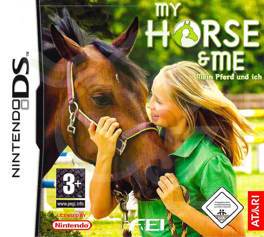 Mein Pferd Und Ich Spiel