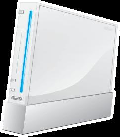 Nintendo Wii Konsole weiss