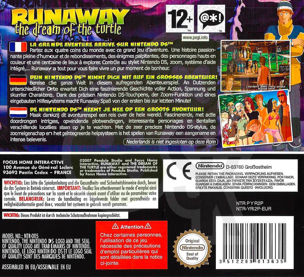 Runaway Spiel