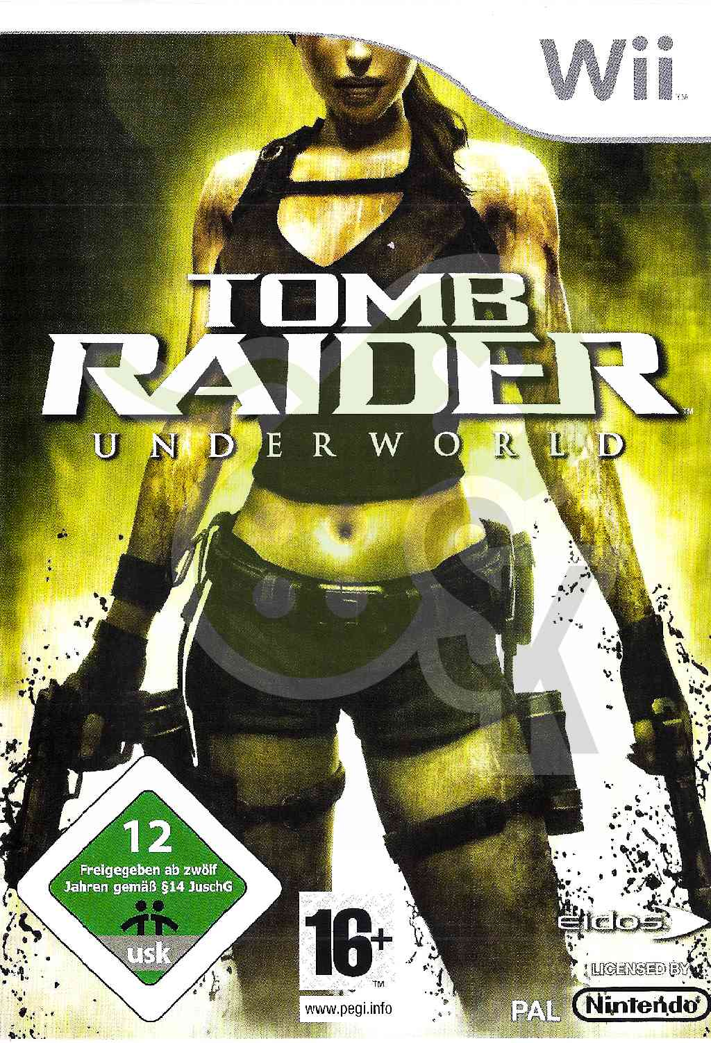 Tomb Raider Spiele