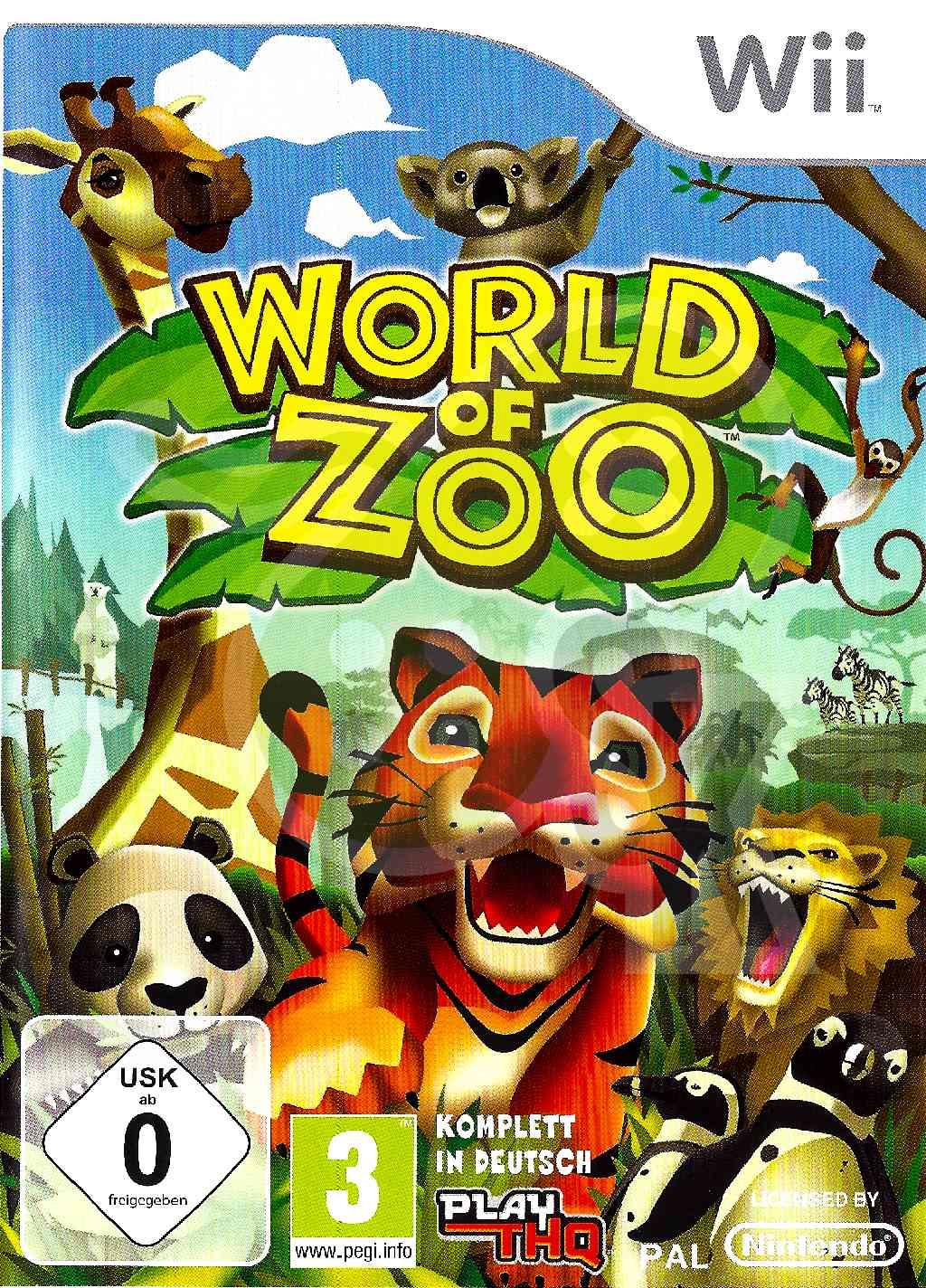 Zoo Spiele