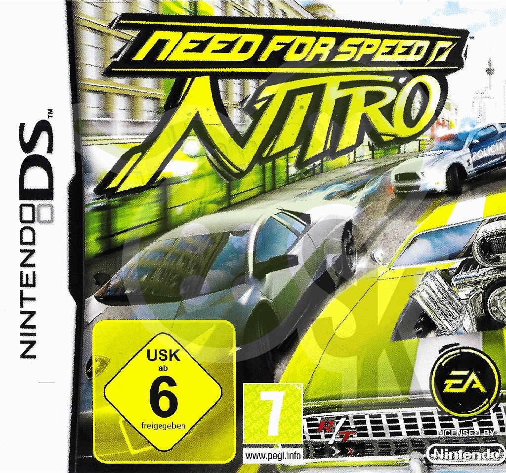 Nitro Spiele