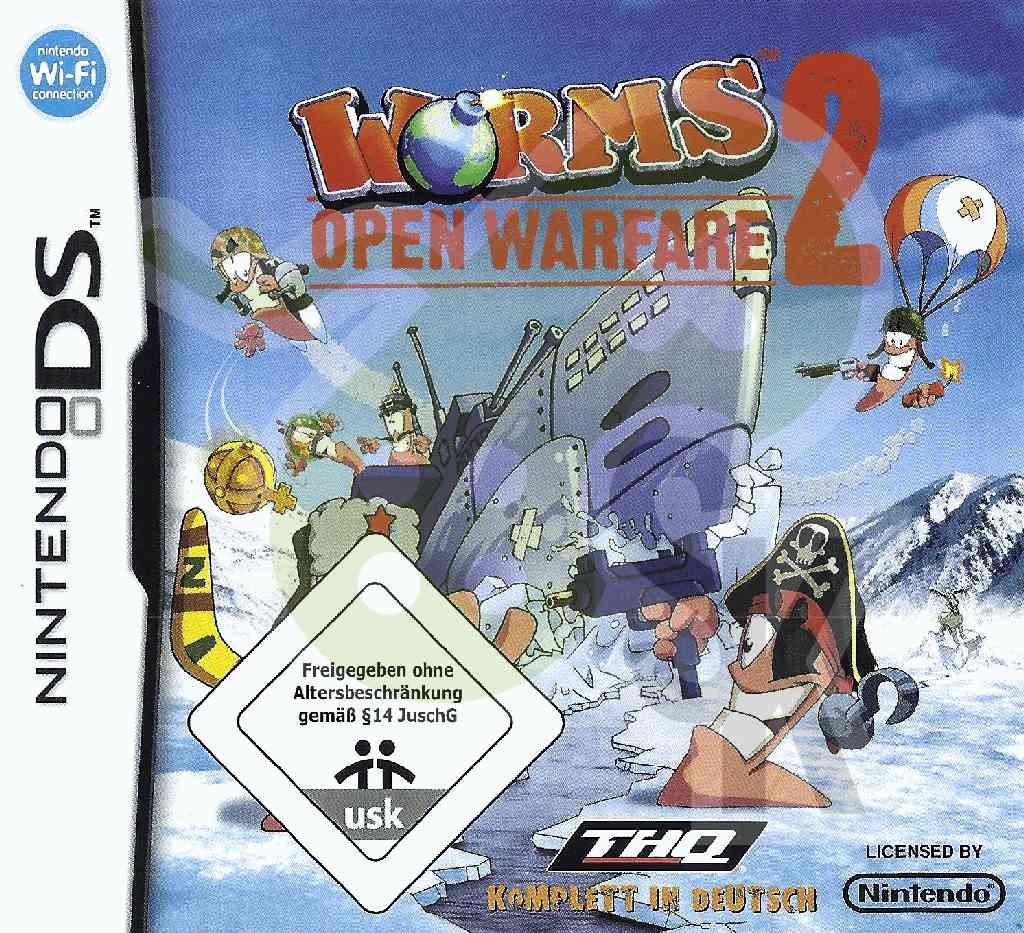 Worms Videospiele